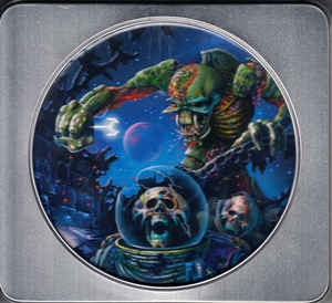 Iron Maiden ‎– The Final Frontier (cd)