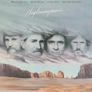 Waylon Jennings, Willie Nelson, Johnny Cash, Kris Kristofferson ‎– Highwayman