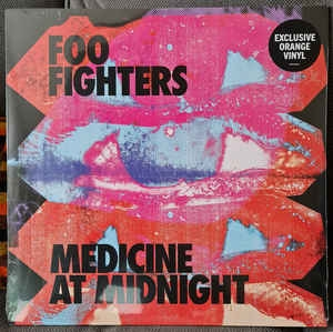 Foo Fighters ‎– Medicine At Midnight (colored)