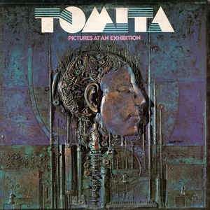 Tomita ‎– Pictures At An Exhibition