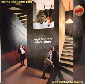 Manfred Mann´s Earth Band ‎– Angel Station