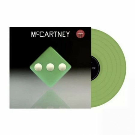 McCartney ‎– McCartney III (green colored)
