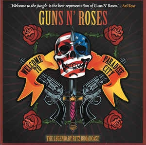 Guns N´ Roses ‎– Welcome To Paradise City DELUXE COLLECTOR'S EDITION