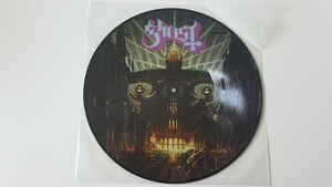 Ghost ‎– Meliora (picture disc-poster)