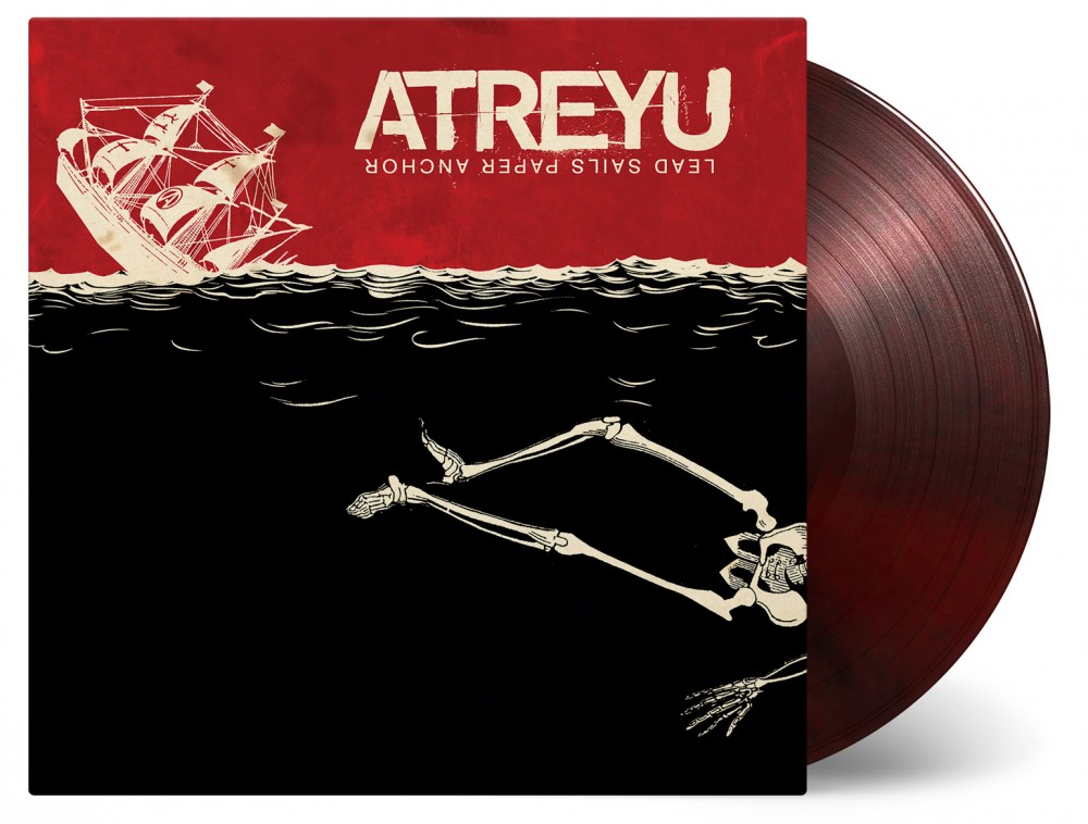 Lead Sails Paper Anchor is the fourth studio album by the American metalcore band Atreyu. The album had a totally different sound compared to their previous releases, as the band focused more on the alternative metal and rock music.