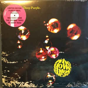 Ny lp. Gatfold. Re. LTD. Purple vinyl.