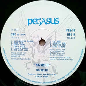 Pegasus label